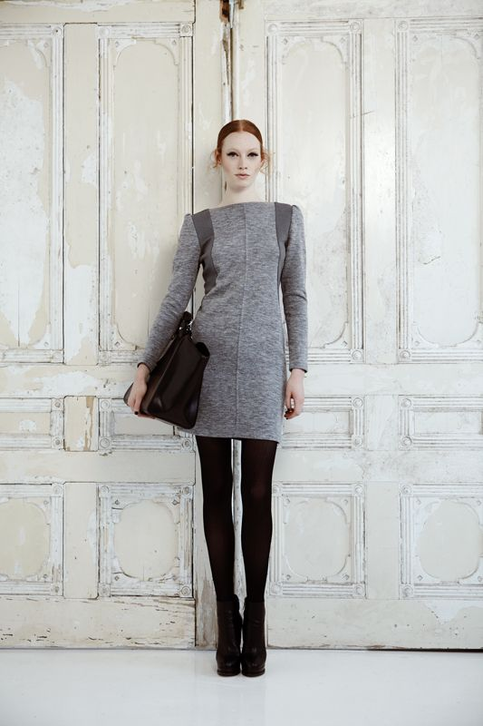 Picture Of trendy fall 2014 work outfits for girls  23