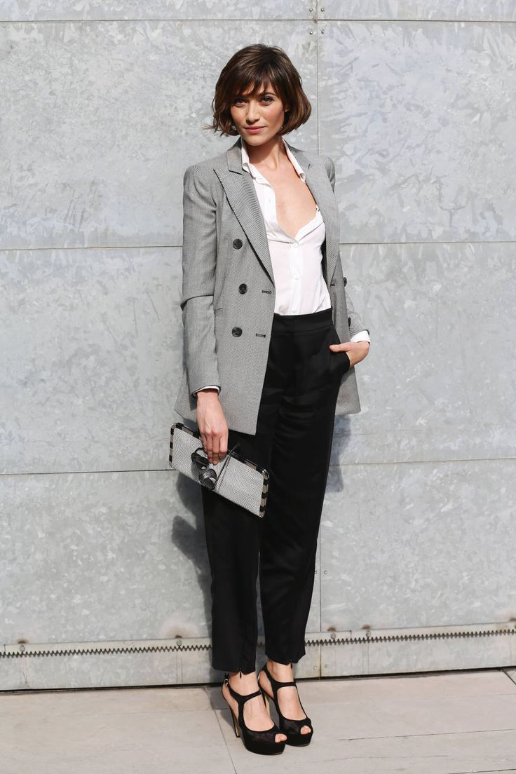 Picture Of trendy fall 2014 work outfits for girls  25