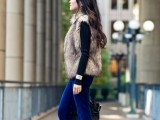 trendy-fall-layer-looks-with-fur-13