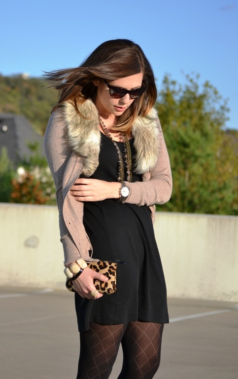 Trendy Fall Layer Looks With Fur