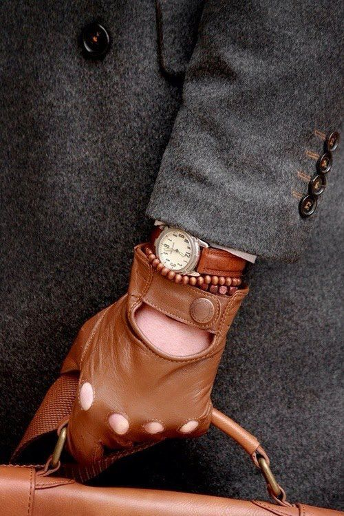 Picture Of trendy gloves types for this fall  4