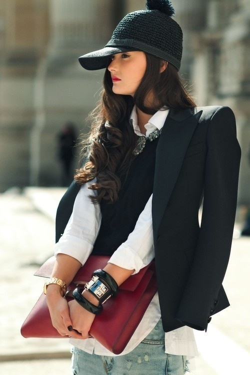 Picture Of trendy hats for fall and winter 2013 2014  9