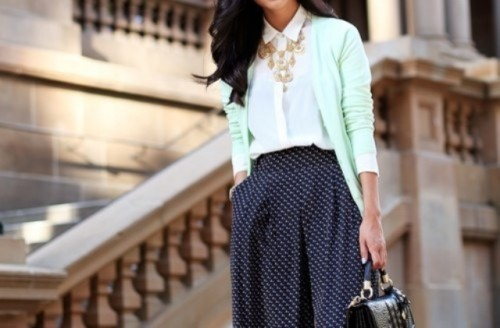 Ideas To Rock Mint Color At Work