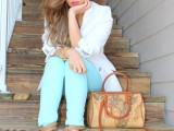 trendy-mint-work-outfits-18