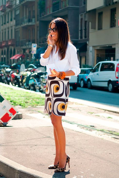 Edgy Outfits With Skirts To Wear This Summer