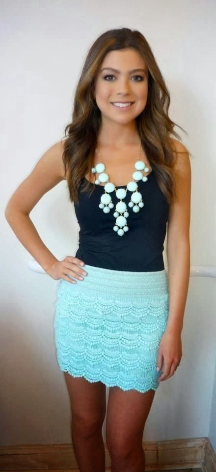 Picture Of trendy outfits with skirts to wear this summer  2
