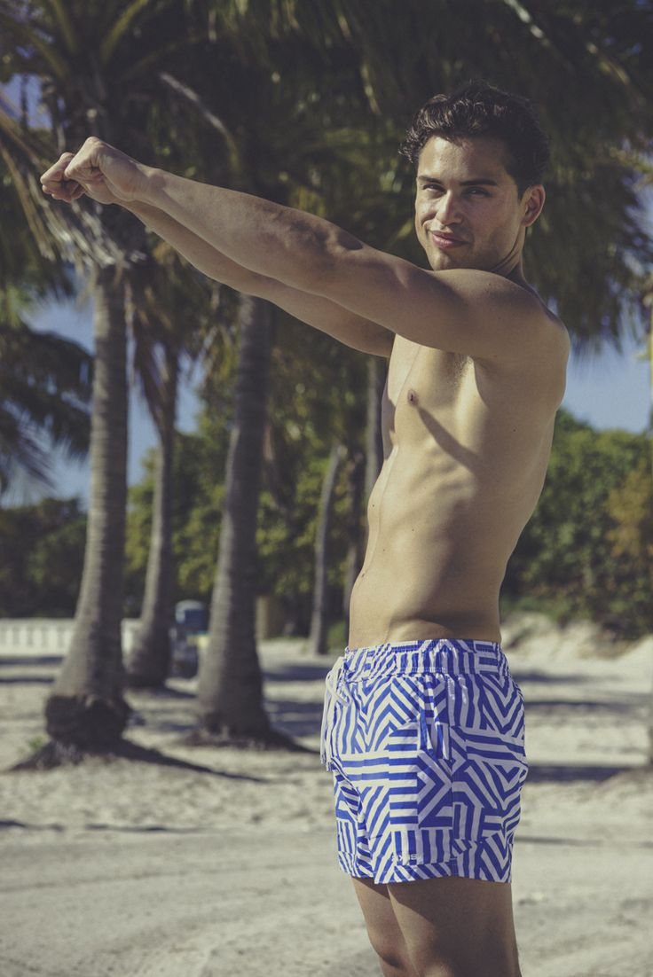 31 trendy short swim trunks ideas for men - styleoholic