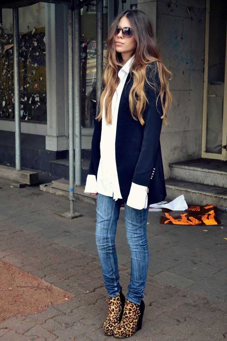 Picture Of trendy wedges boots outfits to rock in the fall  16