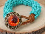 turquoise-wrapped-diy-statement-bracelet-1