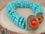 turquoise-wrapped-diy-statement-bracelet-2