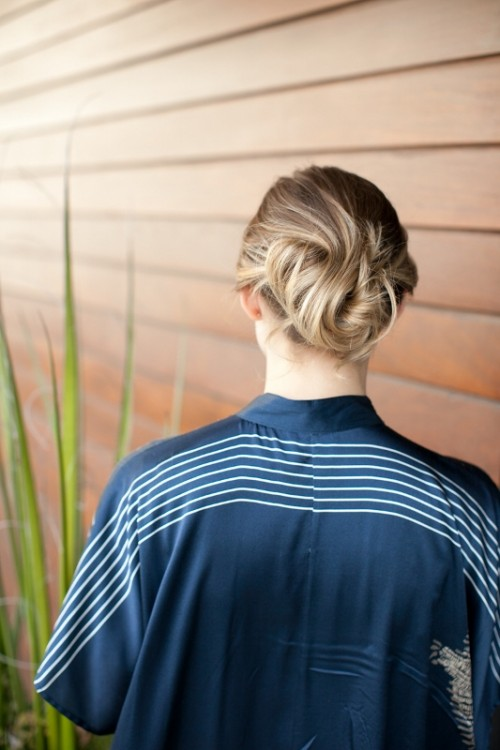 Unique DIY Sew-It-Up Hair Updo To Try