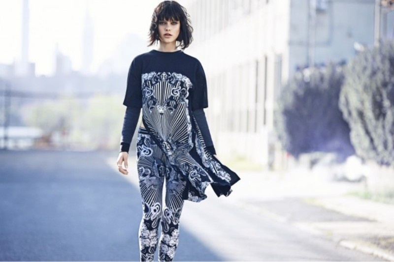 Picture Of urban and chic rihanna for river island fall 2013 campaign  1