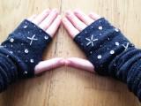 star-inspired gloves