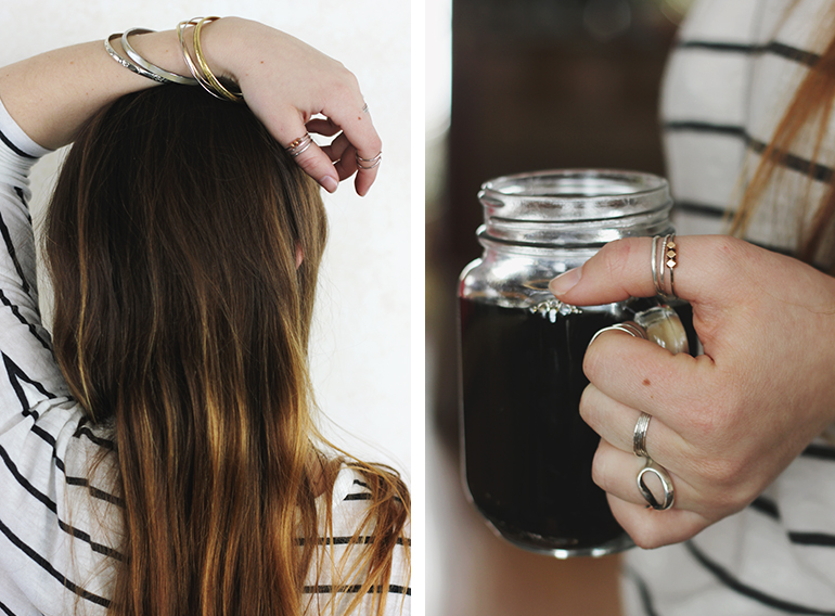 Picture Of very easy casual diy beaded ring  5