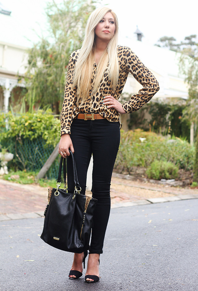 Picture Of wearing animal prints with style ways 10 01bbc7c71