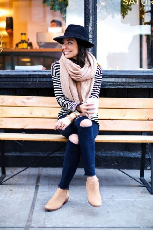 What To Wear On A Day-Time Coffee Date: 15 Fall Casual Chic Ideas