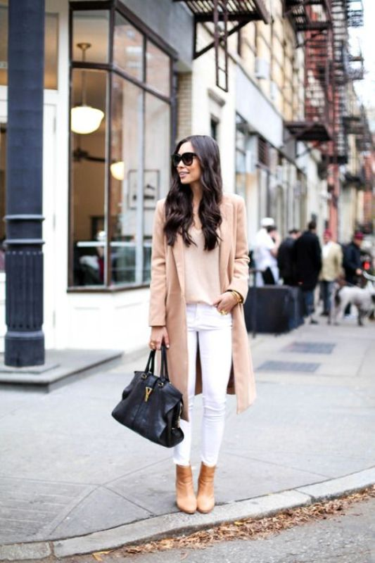Picture Of what to wear on a day time coffee date 15 fall casual chic ideas  14