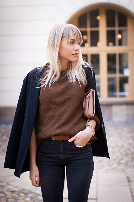 Picture Of what to wear on a day time coffee date 15 fall casual chic ideas  15