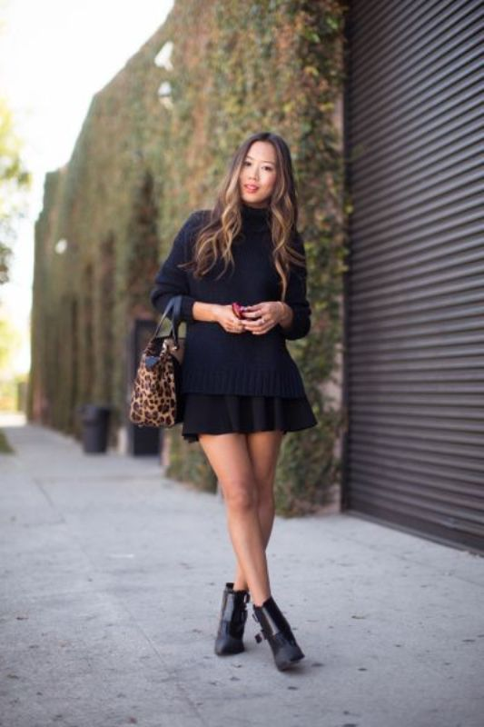 Picture Of what to wear on a day time coffee date 15 fall casual chic ideas  2