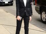 """Celebrities Visit """"Late Show With David Letterman"""" – March 25, 2014"""