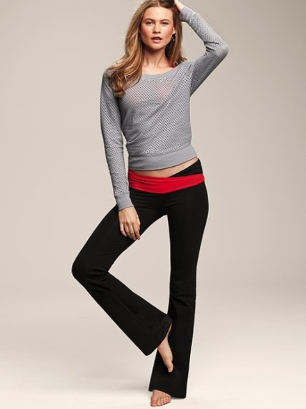 Picture Of what to wear to yoga class 21 stunning and comfy ideas  17