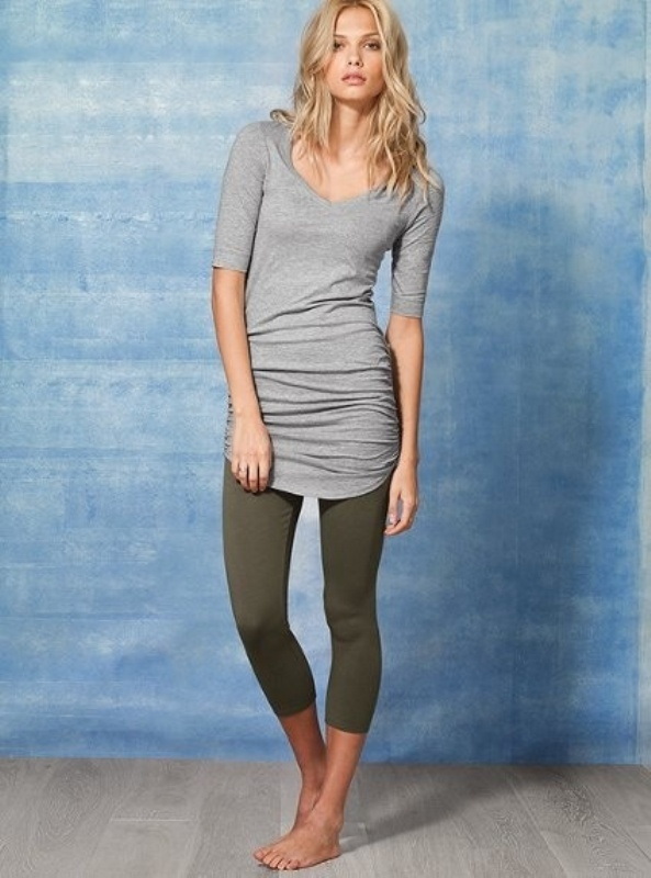 Picture Of what to wear to yoga class 21 stunning and comfy ideas  3