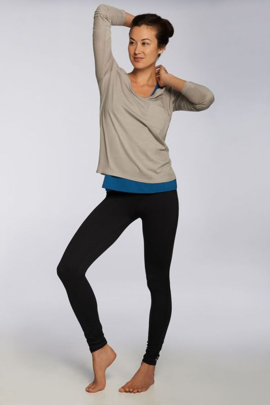 Picture Of what to wear to yoga class 21 stunning and comfy ideas  6