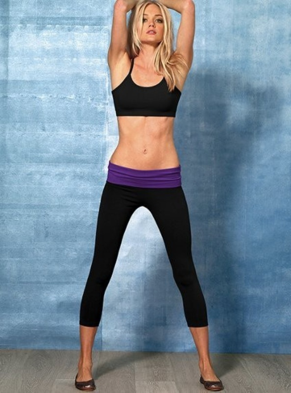 Picture Of what to wear to yoga class 21 stunning and comfy ideas  7