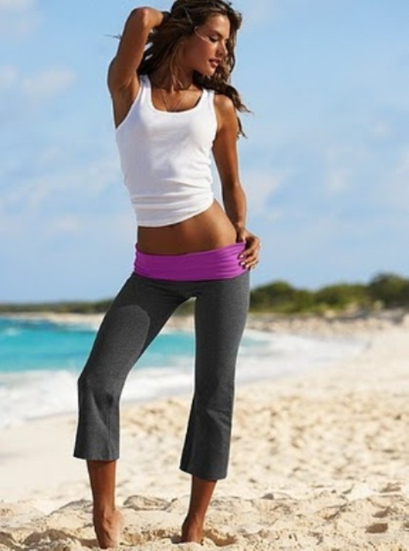 Picture Of what to wear to yoga class 21 stunning and comfy ideas  9