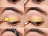 whimsy-diy-canary-yellow-makeup-with-winged-eyeliner-2