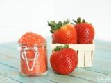 strawberry bath soak